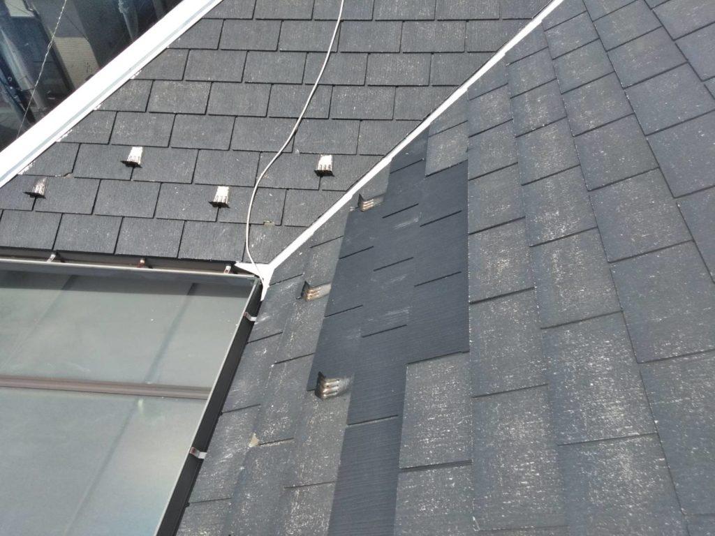屋根差替え工事