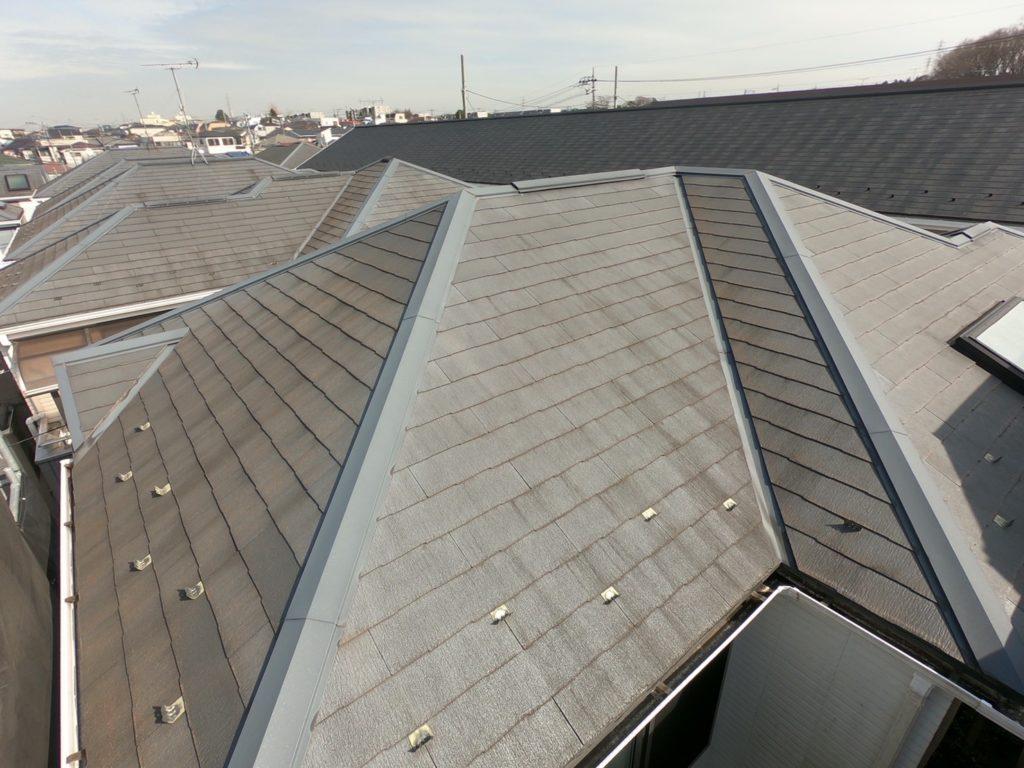 火災保険での屋根/外壁修繕工事